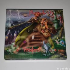 CDs de Música: MAGO DE OZ / 2CD BARCODE USA / FINISTERRA. Lote 293906623