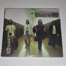 CDs de Música: THE DOORS / 2CD ITALY 2018 (PRECINTADO) / LIVE IN VANCOUVER 1970. Lote 293906878