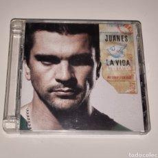 CDs de Música: JUANES / CD SUPER JEWEL / LA VIDA ES UN RATICO. Lote 293911973