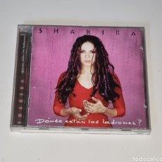 CDs de Música: SHAKIRA / CD / DONDE ESTÁN LOS LADRONES?. Lote 293923758