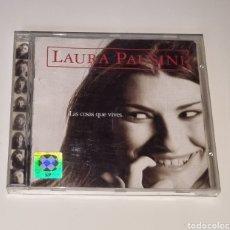 CDs de Música: LAURA PAUSINI / CD / LAS COSAS QUE VIVES. Lote 293923998