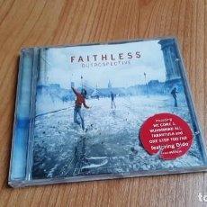 CDs de Música: FAITHLESS -- OUTROSPECTIVE -- CD -- BMG, 2001. Lote 293947758