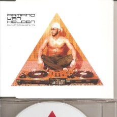 CDs de Música: ARMAND VAN HELDEN - WHY CAN'T U FREE SOME TIME (CDSINGLE CAJA, ARMED RECORDS 2001). Lote 293949573