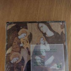 CDs de Música: HISTORIA DE LA MÚSICA CATALANA, VALENCIANA Y BALEAR 4 CDS VOLUMEN I. Lote 293956503
