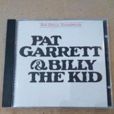 CDs de Música: CD ~ BOB DYLAN ~ PAT GARRETT & BILLY THE KID , ESTADO MUY BUENO , VER FOTOS # COLECCIÓN PRIVADA. Lote 293994888