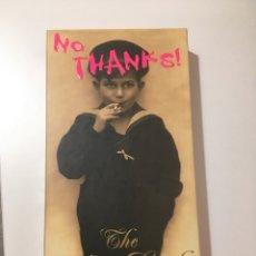 CDs de Música: NO THANKS! THE 70'S PUNK REBELLION. SIN USAR.. Lote 293995953
