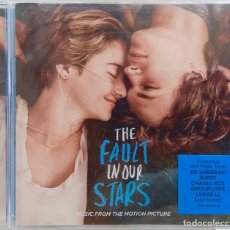 CDs de Música: THE FAULT IN OUR STARS.ED SHEERAN.BIRDY.CHARLI XCX.GROUP LOVE.LYKKE LI.BANDA SONORA ORIGINAL. CD. Lote 294003713