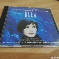 CDs de Música: BLEU. BANDE ORIGINALE DU FILM (ZBIGNIEW PREISNER) CD. Lote 294006478