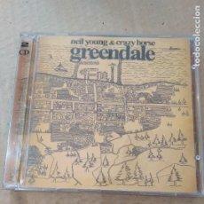 CDs de Música: CD + DVD ~ NEIL YOUNG & CRAZY HORSE ~ GREENDALE (AÑO 2003) POCO USO , VER FOTOS # COLECCION PRIVADA. Lote 294058828