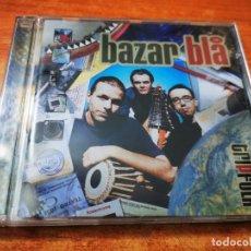 CDs de Música: BAZAR BLA TRIPFOLK CD ALBUM DEL AÑO 2000 CONTIENE 10 TEMAS. Lote 294059938