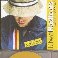 CDs de Música: NEW RADICALS - SOMEDAY WE'LL KNOW (CDSINGLE CAJA PROMO, MCA RECORDS 1999). Lote 294069138