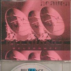 CDs de Música: BELTRANCE - HEAVEN (THREE VERSIONS) (CDSINGLE CAJA, BIT RECORDS 1995). Lote 294071753