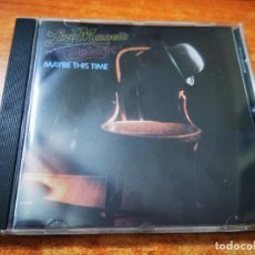CDs de Música: LIZA MINNELLI MAYBE THIS TIME TEMAS DEL MUSICAL CABARET CD ALBUM 1988 CONTIENE 10 TEMAS. Lote 294079398