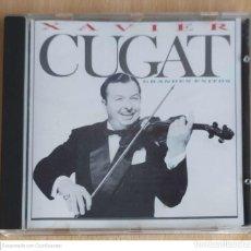 CDs de Música: XAVIER CUGAT (GRANDES EXITOS) CD 1990. Lote 294080668