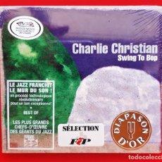 CDs de Música: CHARLIE CHRISTIAN - SWING TO BOP CD. Lote 294085658