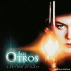 CDs de Música: LOS OTROS (2001) - ALEJANDRO AMENÁBAR - CD - BSO NOMINADA AL GOYA. Lote 294093368