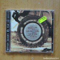 CDs de Música: BRYAN ADAMS - SO FAR SO GOOD - CD. Lote 294137673