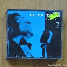 CDs de Música: VARIOS - SOUL CLASSICS 2 - CD. Lote 294137733