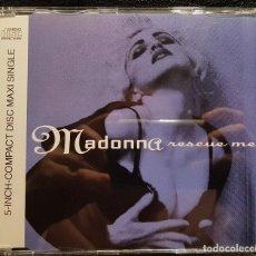 "CDs de Música: MADONNA - RESCUE ME 7"" MIX - CD SINGLE - ALEMANIA - EXCELENTE - NO USO CORREOS. Lote 294384293"