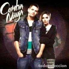 CDs de Música: CUMBIA NINJA CUMBIA NINJA. Lote 294398028