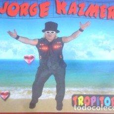 CDs de Música: -JORGE KAZMER TROPITOPO CD EXCELENTE SULTANES. Lote 294398493