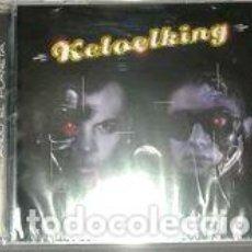 CDs de Música: KELO EL KING CONTAGIANDO EL PLANETA. Lote 294402298