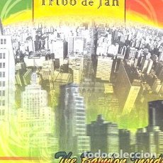 CDs de Música: TRIBO DE JAH THE BABYLON INSIDE. Lote 294407258