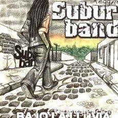 CDs de Música: -SUBUR BAND REGGAE BAJO LA LLUVIA. Lote 294407568