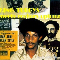 CDs de Música: AUGUSTUS PABLO KING TUBBYS MEETS ROCKERS UPTOWN CD US IMP. Lote 294407758