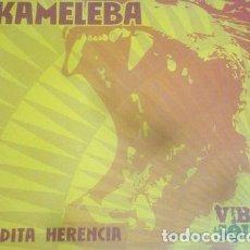 CDs de Música: KAMELEBA MALDITA HERENCIA CD SINGLE. Lote 294408548
