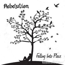 CDs de Música: REBELUTION FALLING INTO PLACE CD US IMPORT. Lote 294410583