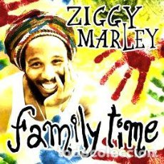 CDs de Música: ZIGGY MARLEY FAMILY TIME. Lote 294411403