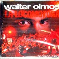 CDs de Música: -WALTER OLMOS LA LOCOMOTORA CD NUEVO KKTUS. Lote 294412468