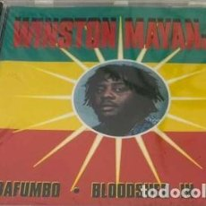 CDs de Música: -CD WINSTON MAYANJA ABAFUMBO BLOODSHED IN AFRICA REGGAE. Lote 294415898