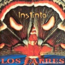 CDs de Música: -LOS CAFRES INSTINTO CD. Lote 294415943