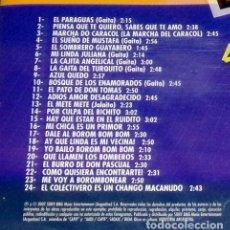 CDs de Música: -CARLITOS ROLAN DISCOGRAFIA COMPLETA VOL 2 CD SELLADO KKTUS. Lote 294418983