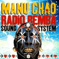 CDs de Música: -MANU CHAO RADIO BEMBA SOUND SYSTEM CD. Lote 294420533