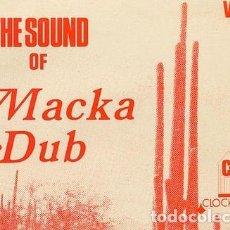 CDs de Música: MACKA DUB SOUND OF MACKA DUB 1 CD US IMPORT. Lote 294422688