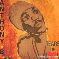 CDs de Música: ANTHONY B TEARS OF LUV CD US IMPORT. Lote 294424353