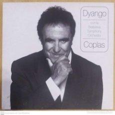 CDs de Música: DYANGO (COPLAS) CD 2008 DIGIPACK. Lote 294454998