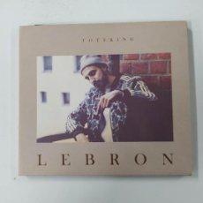 CDs de Música: TOTEKING. - LEBRON. - CD. TDKCD130. Lote 294455223