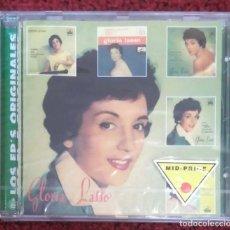 CDs de Música: GLORIA LASSO (LOS EP'S ORIGINALES) CD 1997 * PRECINTADO. Lote 294456048