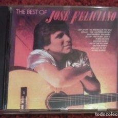 CDs de Música: JOSE FELICIANO (THE BEST OF JOSE FELICIANO) CD 1990. Lote 294456513