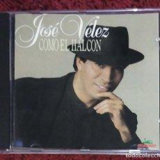 CDs de Música: JOSE VELEZ (COMO EL HALCON) CD 1990. Lote 294456783