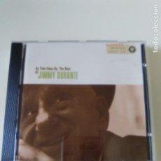 CDs de Música: JIMMY DURANTE AS TIME GOES BY THE BEST OF ( 1993 WARNER ARCHIVES ) EXCELENTE ESTADO. Lote 294458593