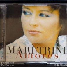 CDs de Música: MARI TRINI (AMORES) 2 CD'S 2001. Lote 294459423