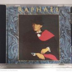CDs de Música: RAPHAEL (LAS APARIENCIAS ENGAÑAN) CD 1992. Lote 294463413