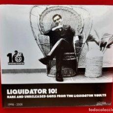 CDs de Música: VARIOS - LIQUIDATOR 10! CD. Lote 294492328