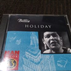 CDs de Música: BILLIE HOLIDAY.. Lote 294502118
