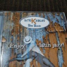 CDs de Música: INTOKABLES BIG BAND. Lote 294502643